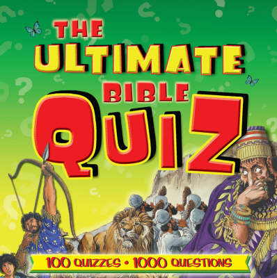 Ultimate Bible Quiz - Candle Discovery Series (Spiral bound)