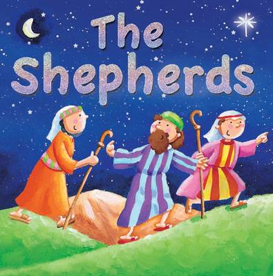 The Shepherds - Christmas Trio (Board book)