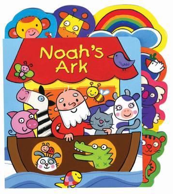 Noah's Ark - Candle Tab Books v. 2 (Board book)