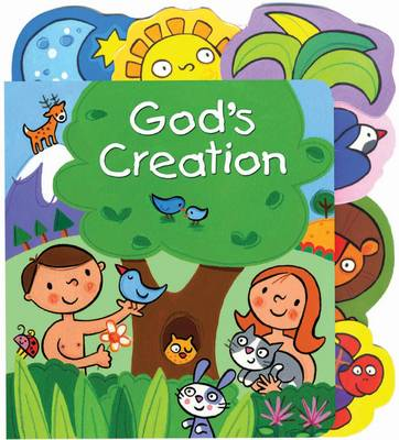 God's Creation - Candle Tab Books v. 1 (Board book)