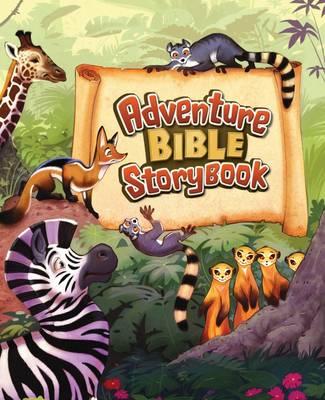 Adventure Bible Story (Hardback)