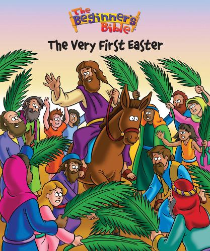 Very First Easter - Beginner's Bible (Paperback)