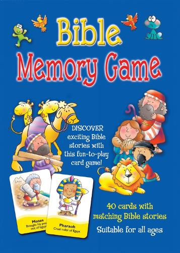 Bible Memory Game - Candle Bible for Toddlers