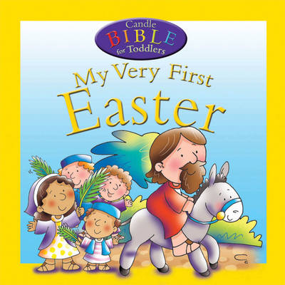 My Very First Easter - Candle Bible for Toddlers (Board book)