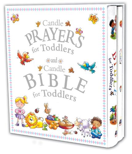 Candle Prayers for Toddlers and Candle Bible for Toddlers - Candle Bible for Toddlers (Hardback)