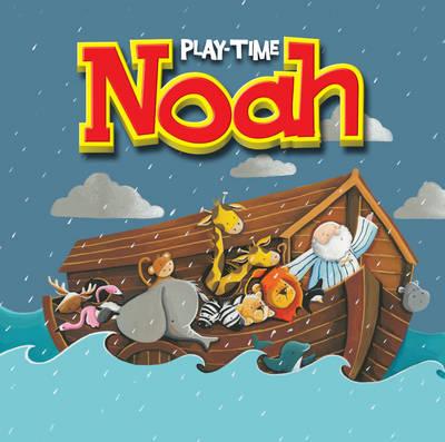 Play-Time Noah - Play-Time Books (Foam book)