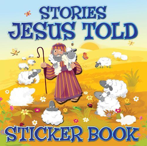 Stories Jesus Told Sticker Book - Sticker Books (Paperback)