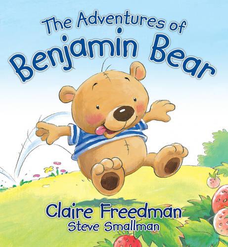 Benjamin Bear's Adventures - Benjamin Bear (Paperback)