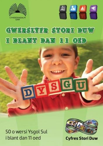 Gwerslyfr Stori Duw i Blant dan 11 Oed (Paperback)