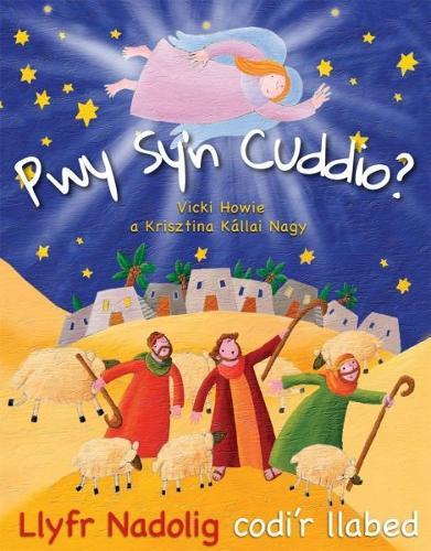 Pwy Sy'n Cuddio? (Nadolig) (Paperback)