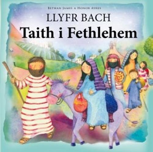 Llyfr Bach Taith i Fethlehem (Hardback)