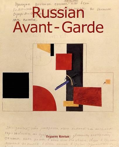 Russian Avant-Garde (Paperback)