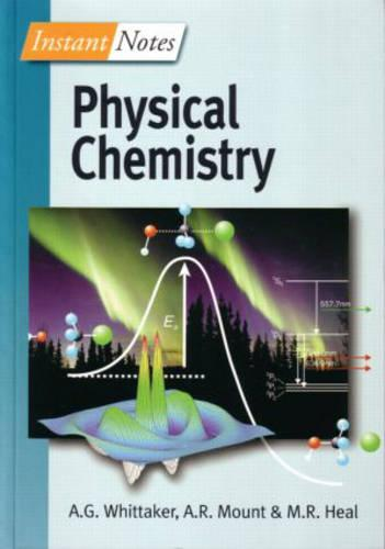 BIOS Instant Notes in Physical Chemistry - Instant Notes (Paperback)