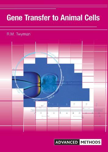 Gene Transfer to Animal Cells - Advanced Methods (Paperback)