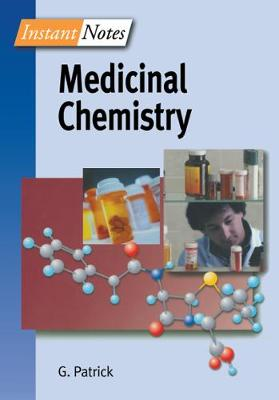 BIOS Instant Notes in Medicinal Chemistry - Instant Notes (Paperback)