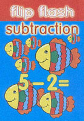 Flip Flash Subtraction (Spiral bound)