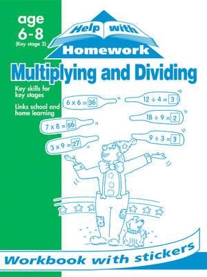 Multiplying and Dividing - Star Learner (Paperback)