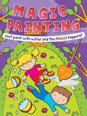 Nursery Rhymes: Magic Painting Book (Paperback)