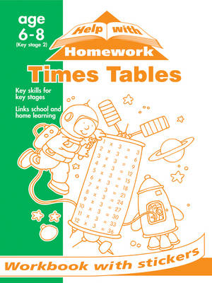 Times Tables (Paperback)