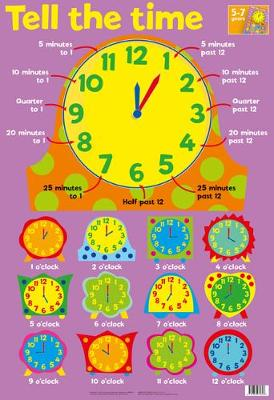 Tell the Time - Fun to Learn S. (Poster)