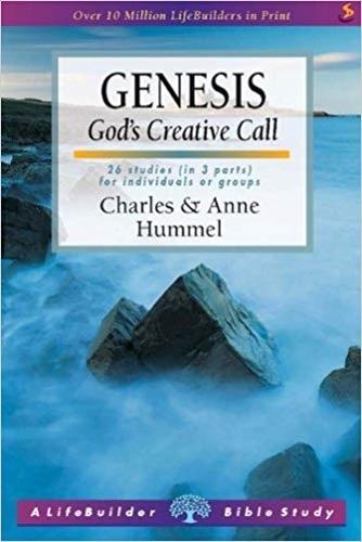 Genesis: God's Creative Call - LifeBuilder Bible Study (Paperback)