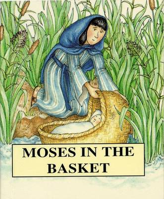 Moses in the Basket - Bible Pebbles (Paperback)
