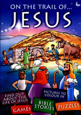 On the Trail of Jesus (Paperback)
