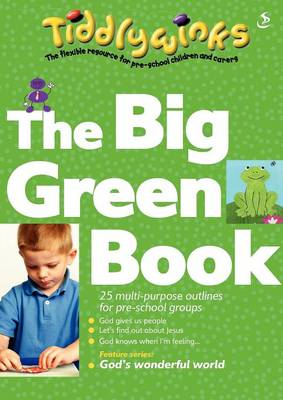 The Big Green Book - Tiddlywinks No. 7 (Paperback)