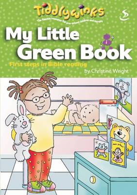 My Little Green Book - Tiddlywinks (Paperback)