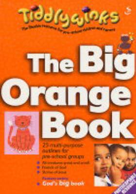 The Big Orange Book - Tiddlywinks (Paperback)