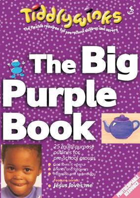 The Big Purple Book - Tiddlywinks (Paperback)