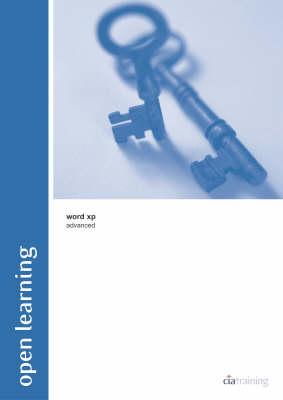 Word XP Advanced Open Learning Guide