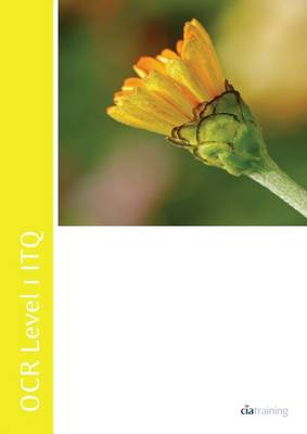 OCR Level 1 ITQ - Unit 42 - IT Security for Users Using Microsoft Windows (Spiral bound)