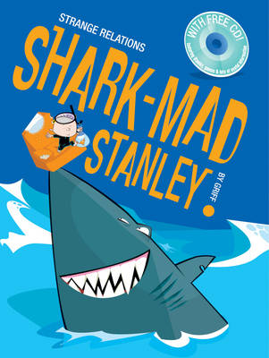 Shark Mad Stanley (Hardback)