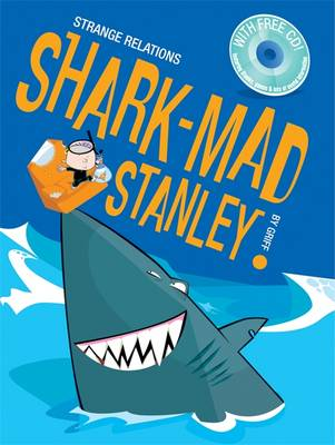 Shark Mad Stanley - Stanley No. 1 (Paperback)
