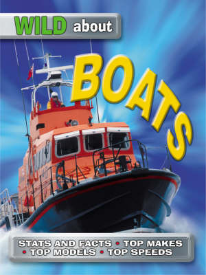 Wild About Boats (Paperback)