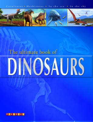 The Ultimate Book of Dinosaurs (Paperback)