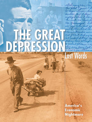 Lost Words: The Great Depression - Lost Words No. 1 (Paperback)