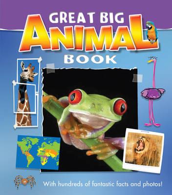 Great Big Animal Book (Paperback)