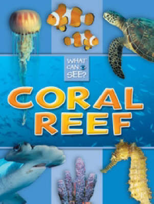What Can I See on a Coral Reef (Paperback)