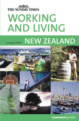 "New Zealand - ""Sunday Times"" Working & Living (Paperback)"