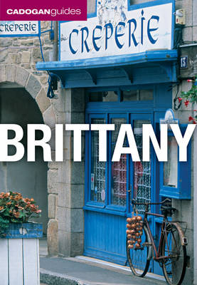 Brittany - Cadogan Guides (Paperback)