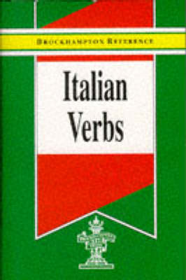 Italian Verbs - Brockhampton Reference Series (Bilingual) (Hardback)