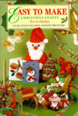 Christmas Crafts - Easy to Make! S. (Hardback)