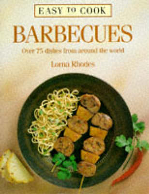 Easy to Cook Barbecues - Easy to Cook S. (Hardback)