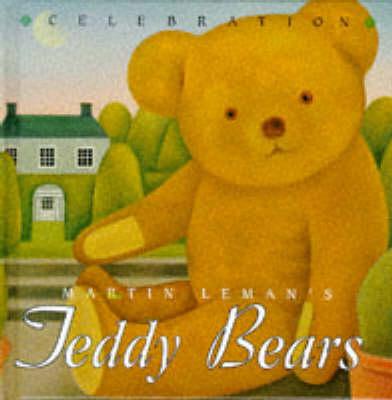 Martin Leman's Teddy Bears - Notelet series (Hardback)