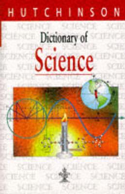 Dictionary of Science - Brockhampton Reference Series (Art & Science) (Hardback)
