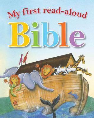 My First Read Aloud Bible (Hardback)
