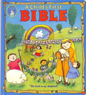 A Child's First Bible (Board book)