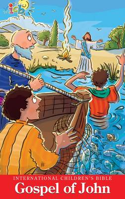 ICB International Children's Bible Gospel of John (Pack of 10)